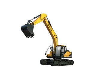 hyundaiR225LVS挖掘机