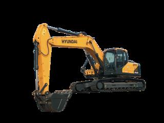 现代 R275LVS 挖掘机