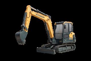 现代 HX55N 挖掘机