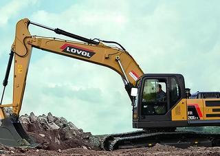 雷沃重工FR210E2-H挖掘机