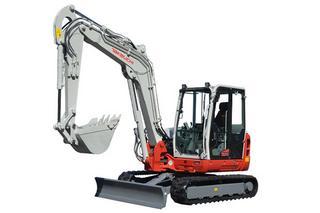 竹内TB370挖掘机