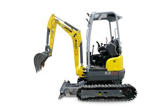 威克诺森 EZ20 挖掘机