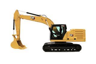卡特彼勒新一代Cat®326GC液压挖掘机