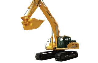 山推SE370LC-9W挖掘机