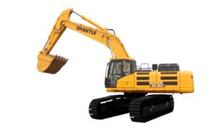 山推SE500LC-9挖掘机