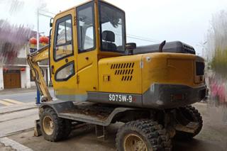 shandingSD75W-9T挖掘机