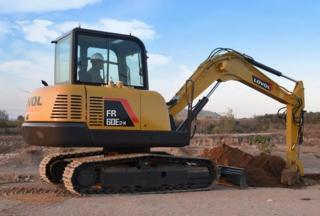 雷沃重工 FR60E2-H 挖掘机