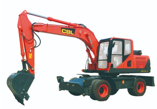 山东鲁班WYL150×4挖掘机