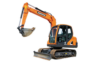 斗山 DX75-9C ACE 挖掘机