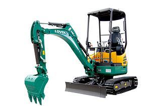 雷沃重工 FR18E2-u 挖掘机