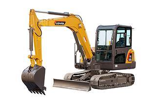 雷沃重工 FR60E2 挖掘机