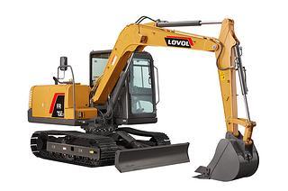 雷沃重工 FR75E2 挖掘机