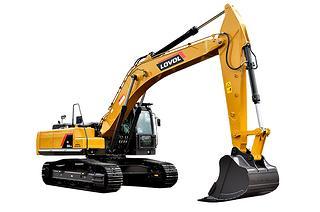 雷沃重工FR350E2-HD挖掘机