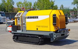 利勃海尔THS110D-K拖泵