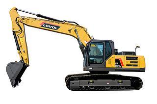 雷沃重工 FR260E2 挖掘机