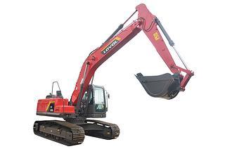 雷沃重工FR220E2高原机挖掘机