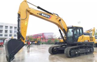三一重工SY335C Pro挖掘机