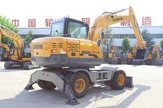 帝盟重工DM75W挖掘机