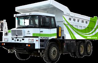 宇通重工 YTK90E(电动) 非公路自卸车
