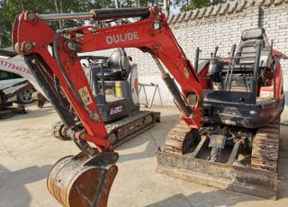 欧利德 W25-5 挖掘机