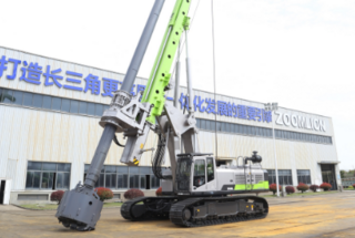 中联重科ZR360L旋挖钻
