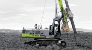 中联重科ZR160C-3旋挖钻