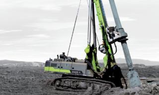 中联重科ZR400C-3旋挖钻