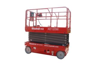 美通重工 XE-120W 高空作业机械