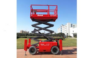 美通重工 XD-100RT 高空作业机械