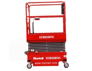 美通重工 XEM60MINI 高空作业机械图片