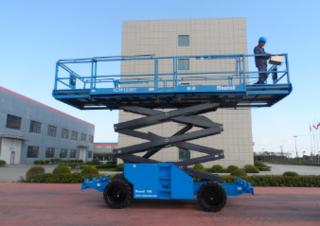 美通重工 XDW-120RT 高空作业机械