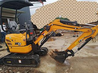 肯石重工 XN17 挖掘機圖片
