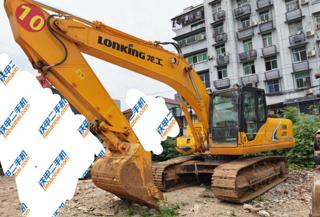 龍工 LG6230E 挖掘機圖片