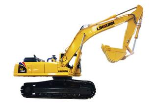 领冠CE390-10挖掘机