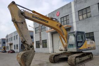 国机重工ZG3210-9挖掘机