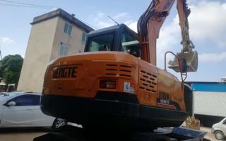 恒特重工HT85W-Z挖掘机