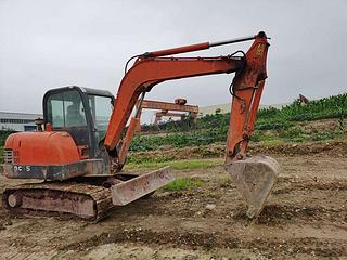 斗川 DC65-7 挖掘机图片