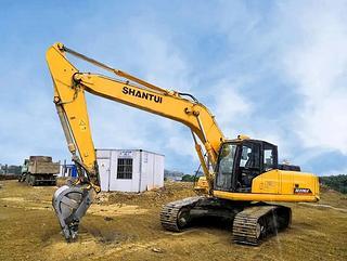 山推SE235LC-9挖掘机