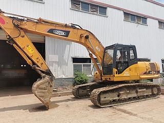 雷沃重工FR220-7B挖掘机