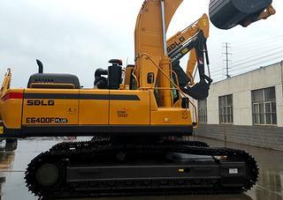 山东临工E6400F PLUS挖掘机