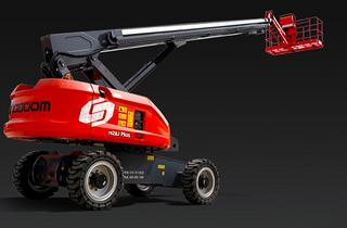 星邦重工TB22J Plus高空作业机械