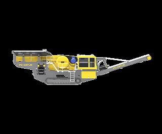 普石勒 PC-107JE 破碎機圖片