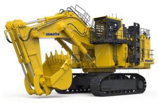 小松PC3400-11M0挖掘机