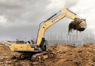 徐工XE520DK挖掘机