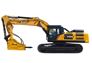 三一重工SY550H挖掘机