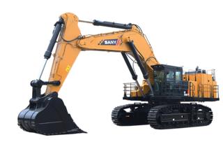 三一重工SY1250H挖掘机