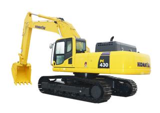 小松PC430-8(SE)挖掘机