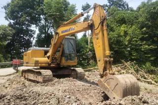 沃尔华DLS120-7挖掘机