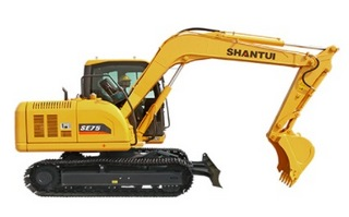 山推挖掘机 SE75-9A 挖掘机图片