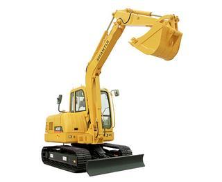 山推挖掘机 SE60-9W 挖掘机图片